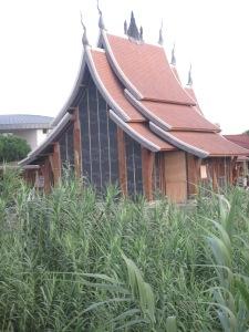 Random Buddhist temple