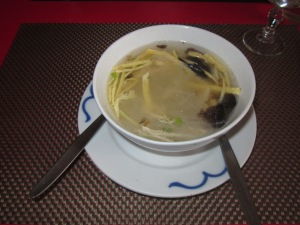 Yummy soup