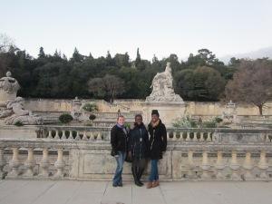 Jardins de la Fontaine (Nîmes Fountain gardens)