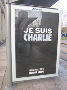 Tram stops are Charlie too