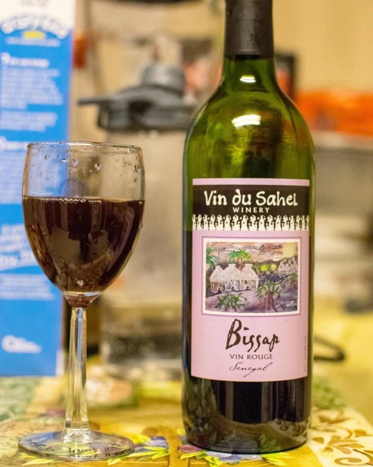 vin sénégalais